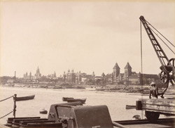Madras Harbour Buildings, 1902